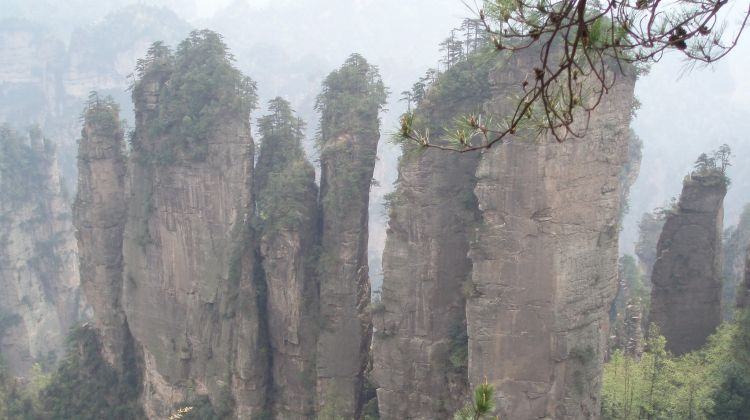 4-Day Tour of Enshi Grand Canyon from Zhangjiajie