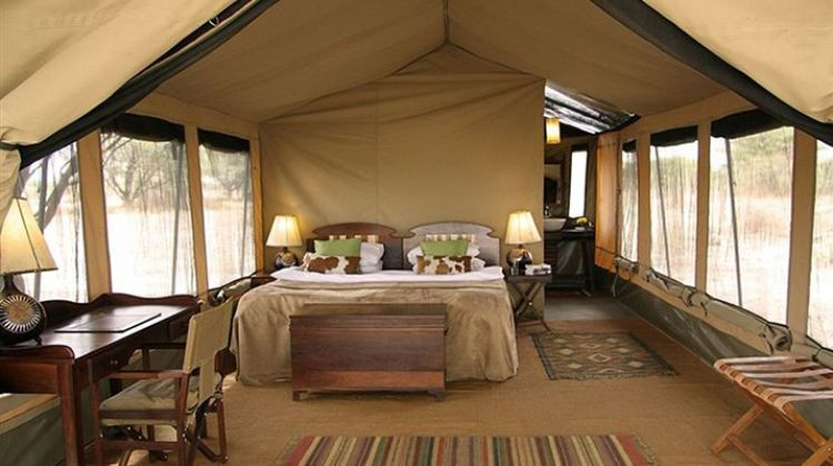 4 days luxury tented camp