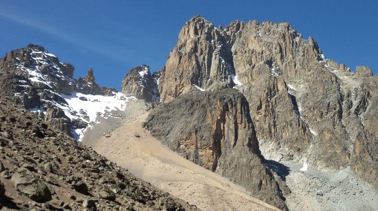 4 Days Mt. Kenya Sirimon Route