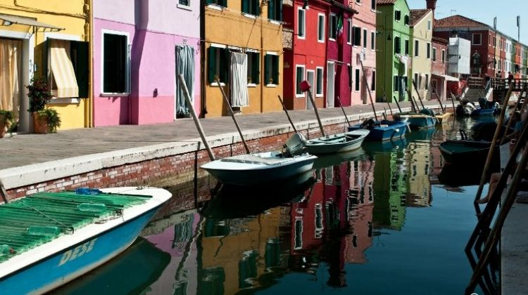 4-hour Cruise to Murano Burano Torcello
