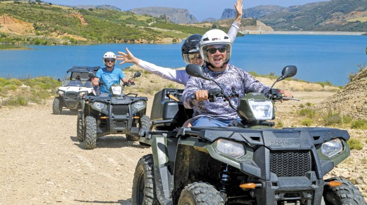 4 Hour Quad Bike Adventure Safari