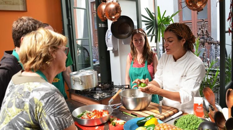 4 Hours Brazilian Cooking Class