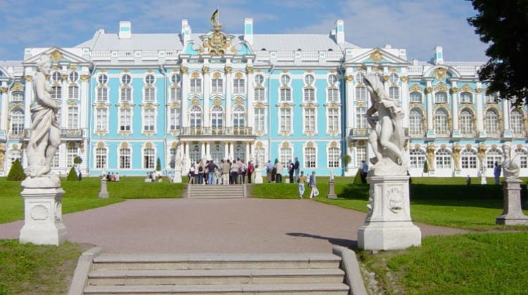4-hr Semi-Private Catherine's palace & Amber Room