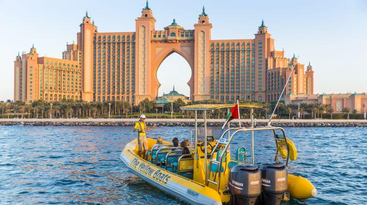 45 Minute Atlantis Blast Speedboat Tour