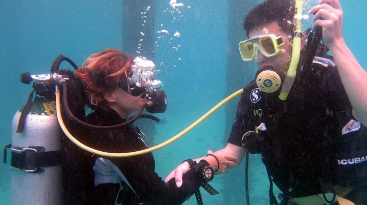 4D/3N PADI Open Water Course Package at TDR