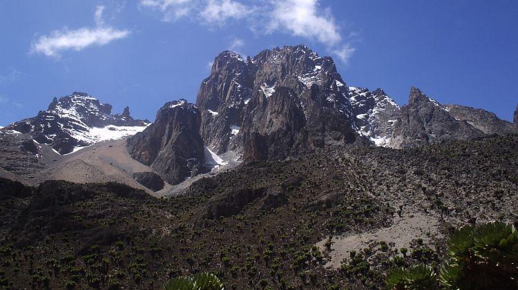5-day Mount Kenya trek