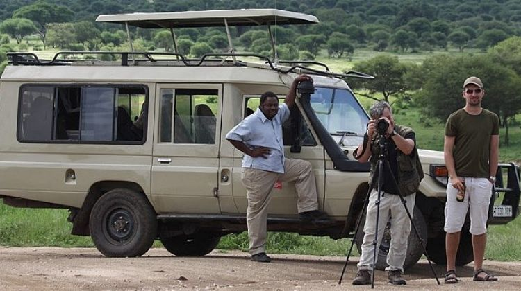5-Day Safari: Serengeti and Ngorongoro Crater