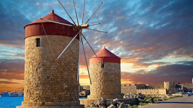5-Day Tour & Activities in Rhodes Island