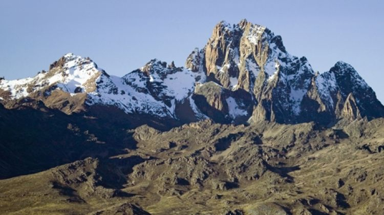 5 days Mount Kenya Climbing