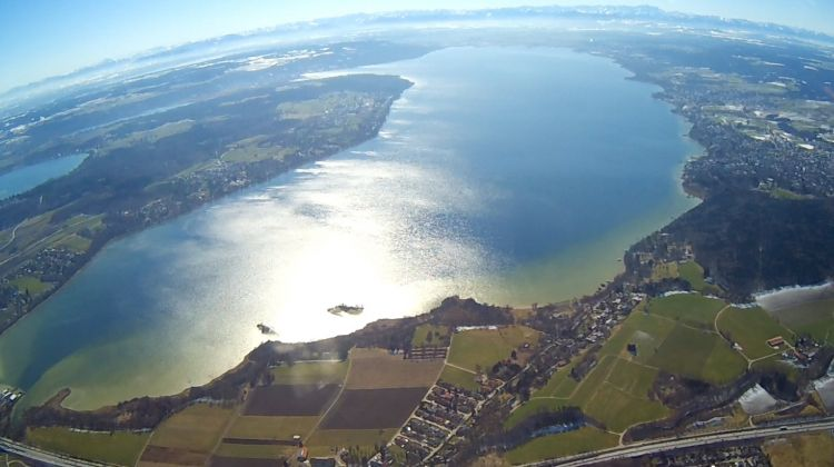 5 Lakes Helicopter Tour