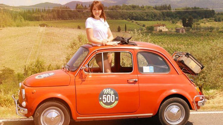 500 Vintage Tour - Chianti Roads from Siena