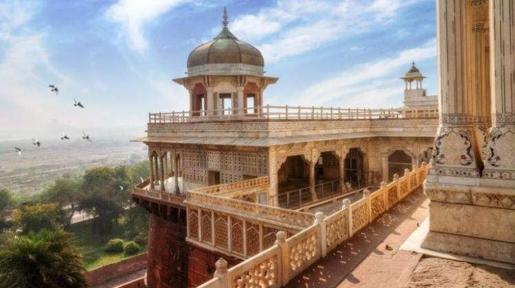 6 Day Golden Triangle Tour from Delhi
