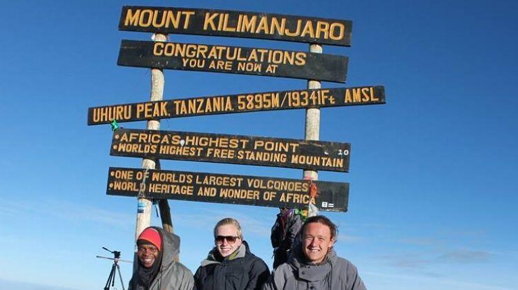 6-day Kilimanjaro Trek - Machame Route