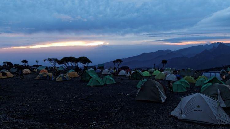6 Day Machame Route Kilimanjaro Trek
