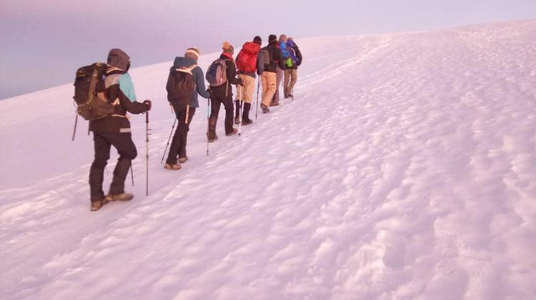 6 Day Mt. Kilimanjaro Trek (Machame Route)