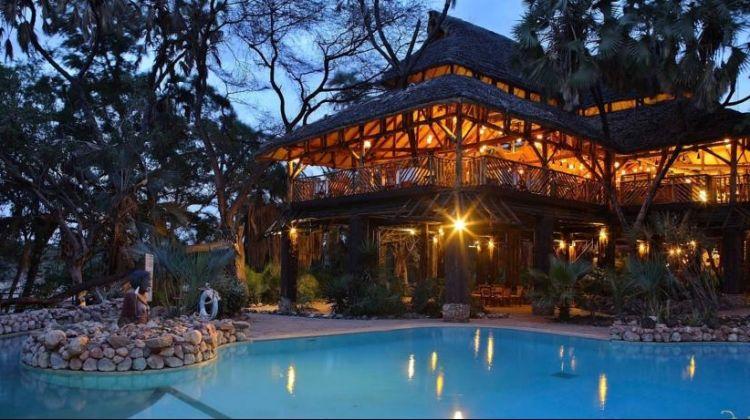 6-Day Samburu, Lake Nakuru and Masai Luxury Mara Safari