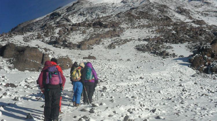 6-Day Tanzania Explorers Machame climbing