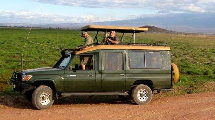 6 Days Adventure Camping Safari: Budget Style