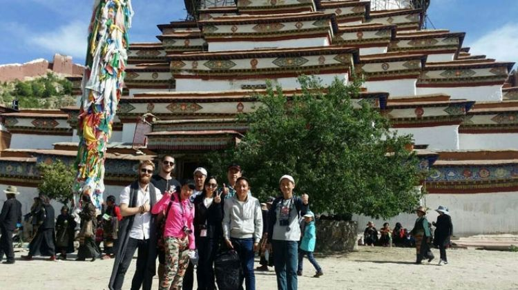 6 Days Central Tibet Culture Group Tour