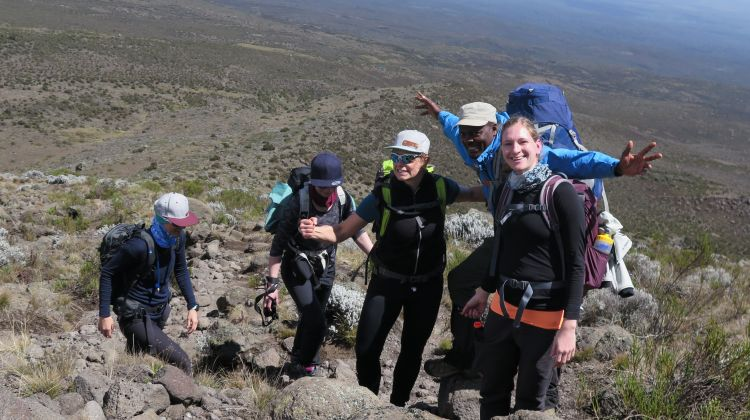 6-Days Kilimanjaro Machame Route