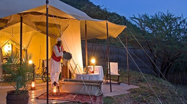 6 Days Luxury Tented Camp Safari in Tanzania