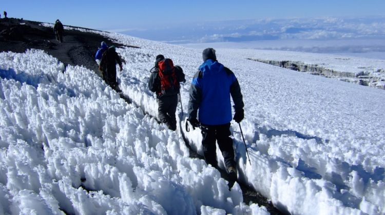 6 Days Machame Route whiskey Route