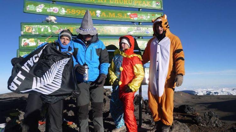 6 Days Marangu Route Climb - Mount Kilimanjaro Climbing