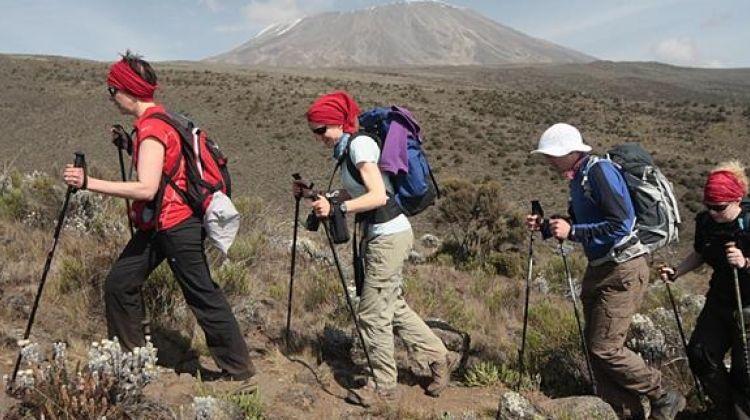 6 Days Mount Kilimanjaro Trekking - Rongai Route