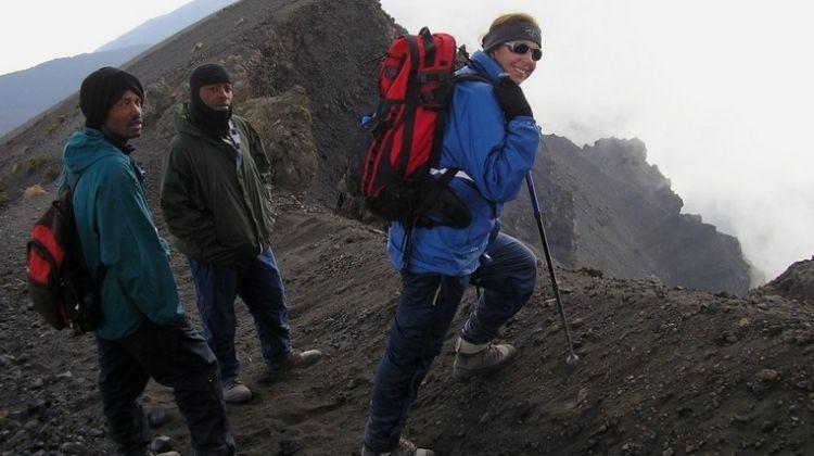 6 Days Mount Meru Trekking
