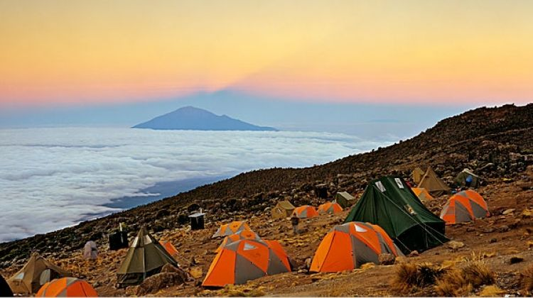 6 Days Trek to The Roof of Africa - Kilimanjaro