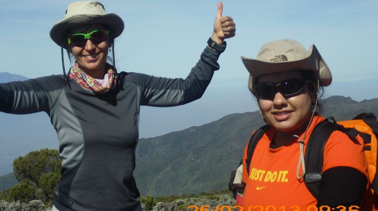 7 Day Kilimanjaro Trekking: Machame Route