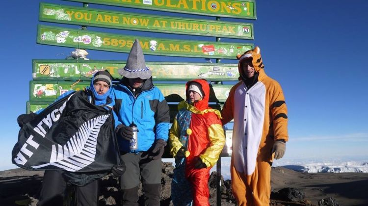 7 Day Mount Kilimanjaro Machame Route Trek