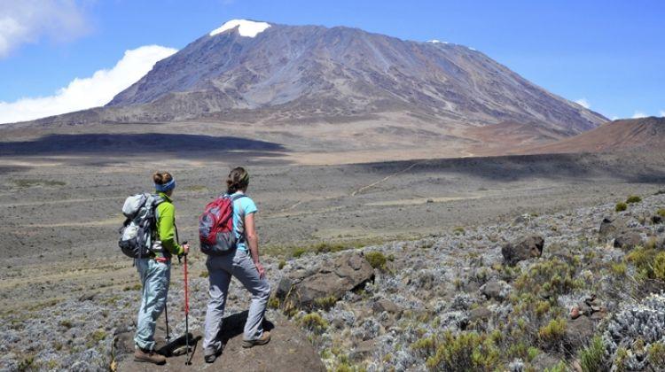 7 Day Mount Kilimanjaro trekking through Rongai route