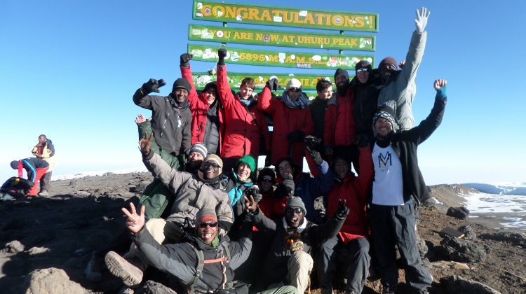 7 Days Machame Route