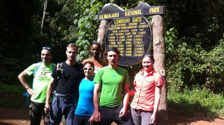 7 Days Mount Kilimanjaro Trekking - Lemosho Route