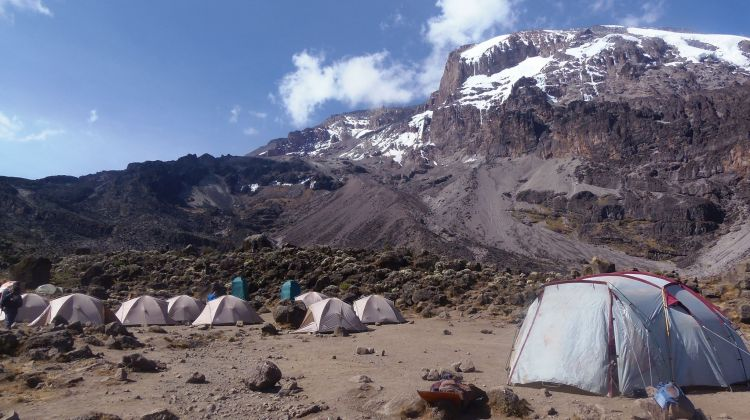 7 Days Mount Kilimanjaro Trekking - Machame Route