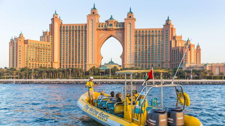 75 Minute Atlantis Sightseeing Boat Tour