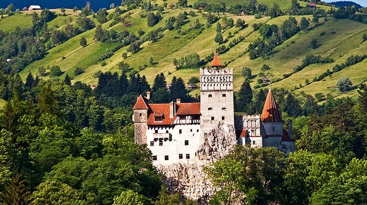 8-day tour of Romania from Budapest