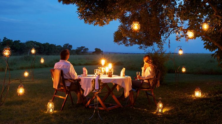 8-Day Ultimate Romantic Beach and Bush Celebration