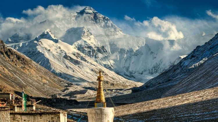 8 Days Lhasa to Mt. Everest Group Tour