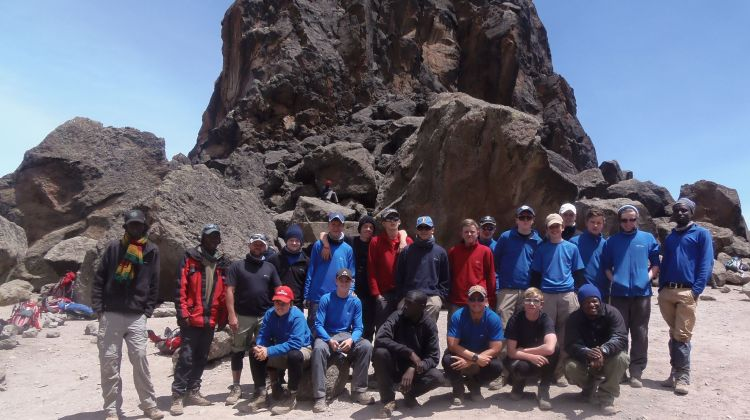 8 Days Mount Kilimanjaro Trekking - Lemosho Route