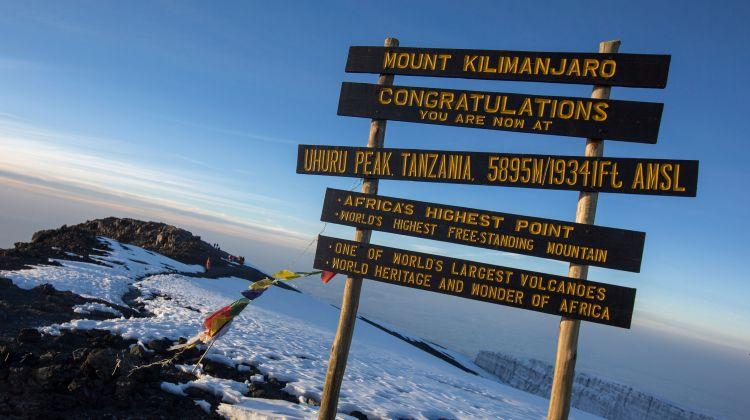 9 Day Kilimanjaro trekking through Northen circuit route