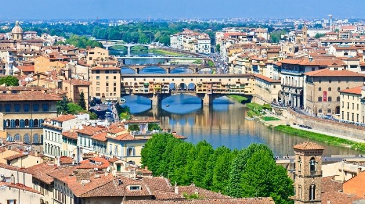 A Day Tour of Florence With Accademia and Uffizi