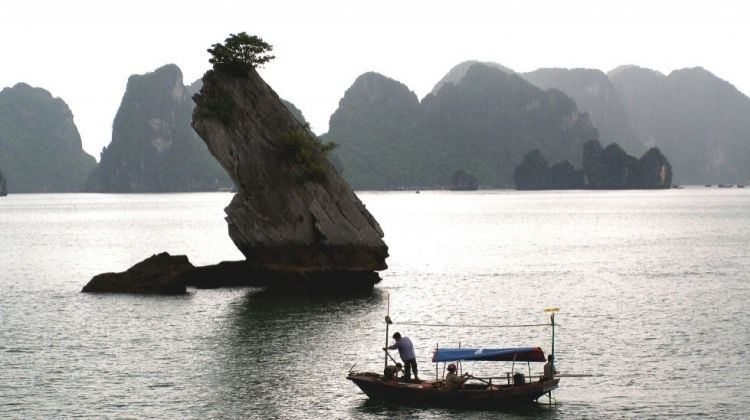 A Magical Day at Halong Bay