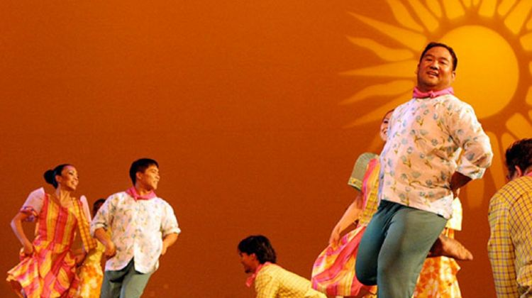A Night of Philippine Culture, Dinner & Dance from Manila