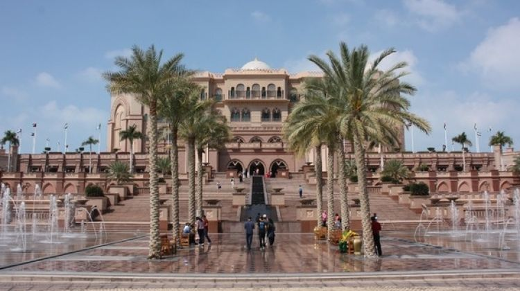 Abu Dhabi Full-Day Tour from Dubai incl Lunch