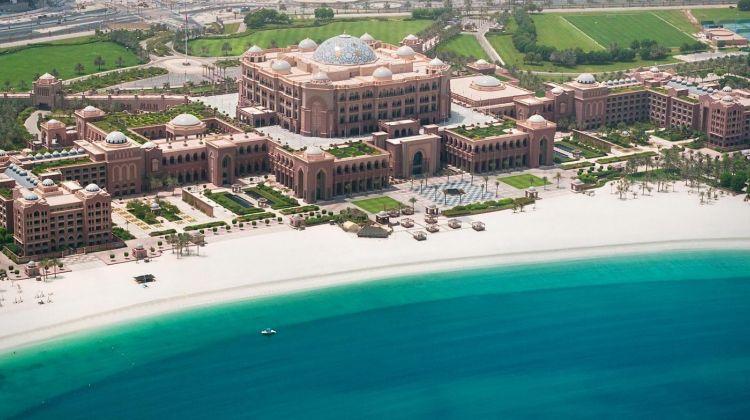 Abu Dhabi Seaplane Tour