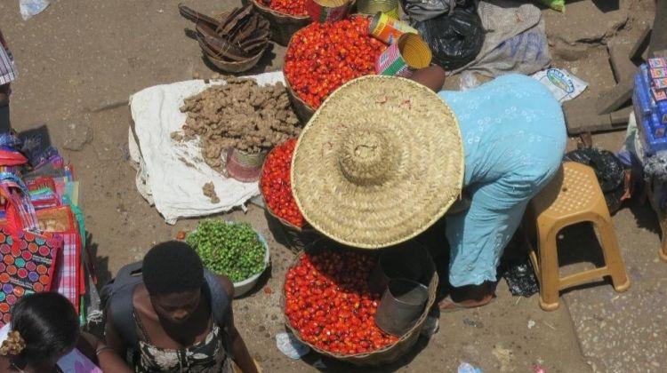 Accra Markets Explorer