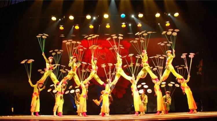 Acrobatic Show -- Beijing Night Tour