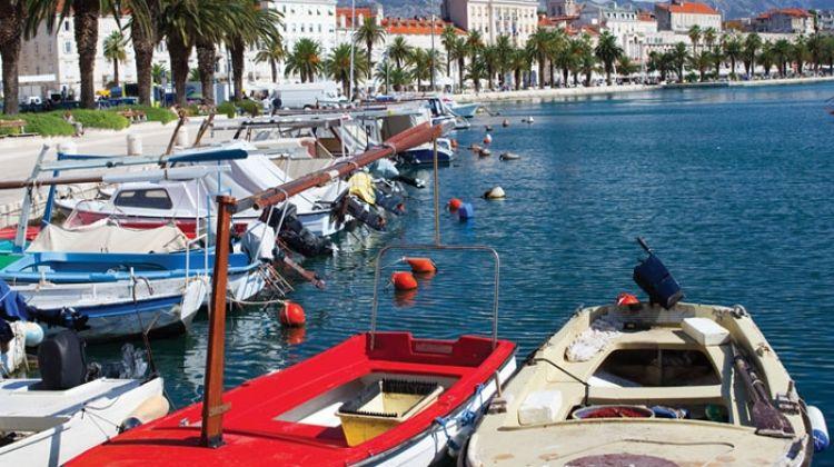 Active in Croatia